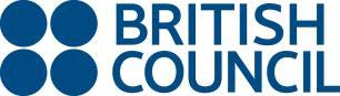 british council Logo blue