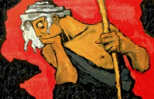 Animation and Painting Exhibition: Mashallah Muhammedi 2012